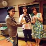 Diary | TBSラジオ『菊地成孔の粋な夜電波』に出演しました①