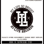 ライブレポート/Hi-Lite Records 5th Anniversary Concert