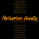 HIPHOPPLAYA Awards 2015 結果発表