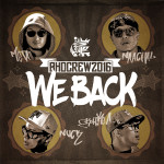 Single | 不汗黨 – We Back (Feat. Garion, RHYME-A-, Nuck)