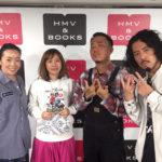 HMV&BOOKS TOKYOで韓国ヒップホップのトークショーをやりました